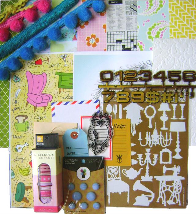 """August Mini Kit """"Mini Dress"""""""